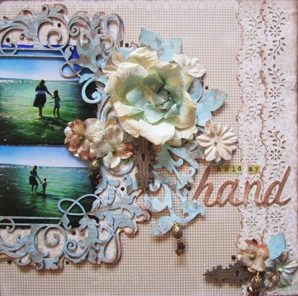 Hold My Hand-C'est Magnifique February Kit